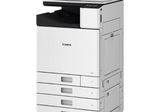 キヤノンがラインヘッドを搭載したオフィス向けのA3インクジェット複合機を発売