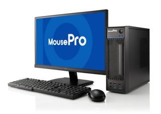 MousePro、AMD Athlon 200GEを搭載した省スペース型デスクトップPCを発売