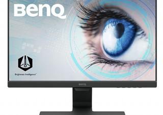 ベンキュー、輝度を自動調整できる21.5型アイケア液晶ディスプレイを発売