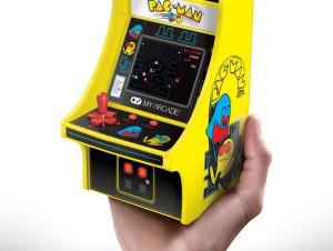 ゲオ、「パックマン」「ギャラガ」「ディグダグ」ミニ筐体ゲーム機3種類を20日から先行発売