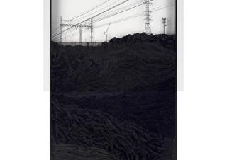 身近な見慣れた日用品を別のイメージに転化している岩崎貴宏氏の個展「Layer and Folding」