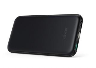 AUKEYより、超薄型10000mAhモバイルバッテリー「PB-N51」ブラックが23%OFF