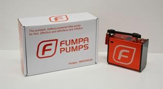 サイクリストのための自動コンプレッサーFumpa、ヨドバシカメラにて取り扱い開始