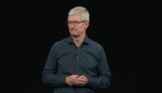 Apple、元日のApp Store売上高は過去最高。一方、業績予想の下方修正で株価は歴史的下落