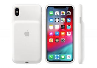 アップル、iPhone XS Max/XS/XR用 純正バッテリーケース「Smart Battery Case」を発表