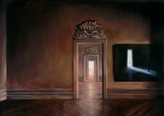 スペイン出身の画家のアントニ タウレ氏による日本初個展「INSULA LUX 光の島」