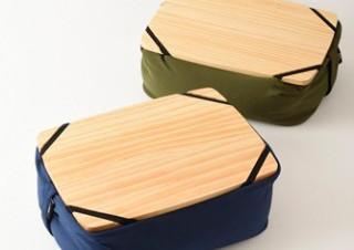 ヴィレヴァンが究極のズボラ机を発明! ベッドやソファーで使えるビーズクッション付き携帯テーブル