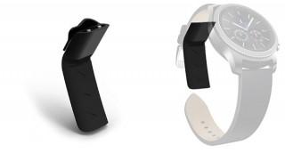 SB C&S、指の動きでWear OS搭載スマートウォッチが操作可能なFlicktek Clip発売