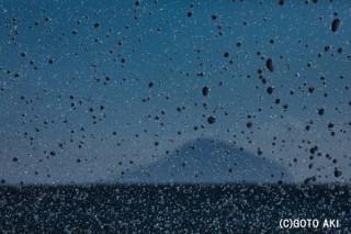 """日本の風景を独自の視点で""""地球の表情""""として切り取ったGOTO AKI氏の写真展「terra」"""