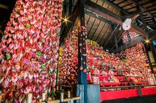 伊豆稲取で心温まる伝統的な風習を体験できる「第22回 雛のつるし飾りまつり」が開幕