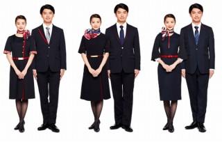 JAL、客室乗務員(CA)の新制服案3バージョンを公開し選定参考のアンケートを募集