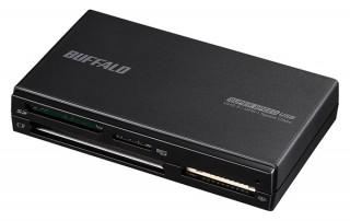 バッファロー、UHS-II対応でメディア間コピーにも便利なUSBマルチカードリーダーを発売