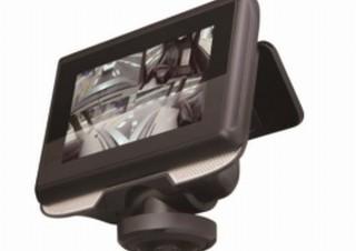 ドンキ、市場最安水準1万2800円の「360°撮影カメラ搭載ドライブレコーダー」発売