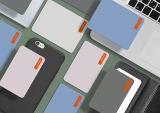 最前線ワーカーのためのウェアラブルメモ「wemo」にパソコン等に貼って使える「パッドタイプ」が登場