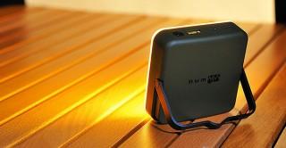 WAQ、モバイルバッテリー機能付きLEDランタンをリリース