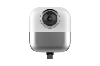 撮って、デコって、すぐにシェアできる! iPhone専用スマホ直挿し360°カメラ「SasuToru i」