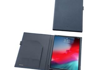 GRAMAS、ドイツ製シュランケンカーフを使用したiPad Pro 2用ケースを発売