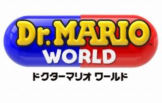 LINEと任天堂が協業!iOS/Androidアプリ「ドクターマリオ ワールド」配信へ