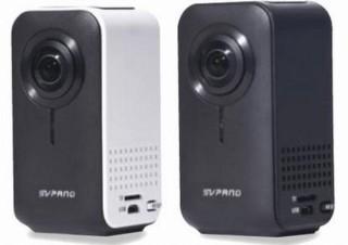 全方位720°をカバーできるスマホよりも小さなセキュリティカメラ「SVP720」