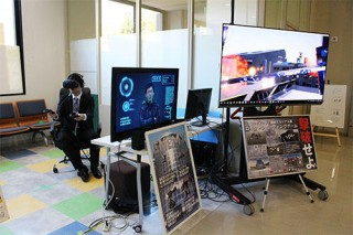 大阪電気通信大学総合情報学部の2018年度の卒業研究・制作展「なわてん」