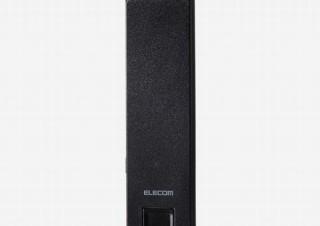 エレコム、業界最薄の奥行き1cm「USB接続Wi-Fi中継器」発売
