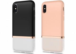 LA MANON、半透明のインナーケースを採用したツートーンのiPhoneケースを発売
