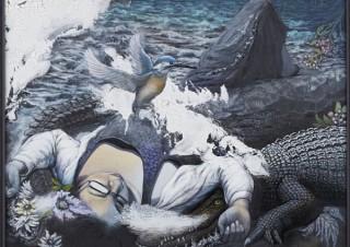 アマチュアならではの自由な発想が光る作品を紹介する「第28回全日本アートサロン絵画大賞展」