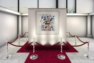 ONE OK ROCKの世界を1枚のアートと音楽で感じさせる「One Museum」が3日間限定でオープン