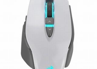 リンクス、独自スナイパーボタンや8つのプログラマブルボタンなど搭載の「ゲーミングマウス」発売