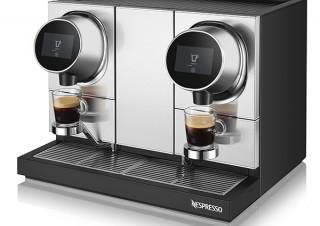 ネスレネスプレッソ、ビジネス利用のコーヒーマシン「ネスプレッソ モメント」発表