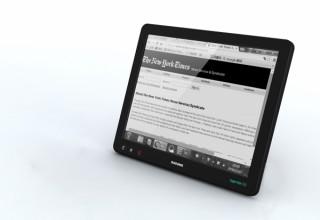 SKT、E-inkパネルを搭載したPC用セカンドディスプレイを発売