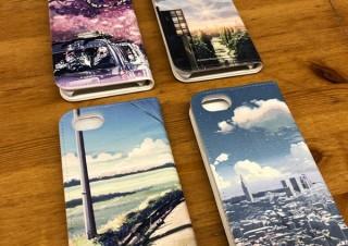 ヴィレヴァン、「秒速5センチメートル」など新海誠作品のiPhoneケースを発売