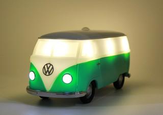 フェイス、Volkswagenバス型センサーライトより新色グリーン発売
