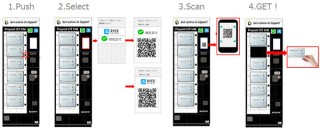 ソニー、訪日外国人向けPrepaid LTE SIM自販機でQRコード決済導入