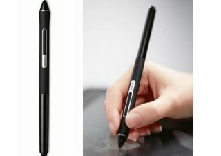 ワコム、鉛筆のようなフォルムの細身タブレットペン「Wacom® Pro Pen slim」発売