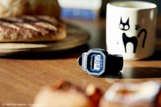 ベネリック、魔女の宅急便とBABY-Gのコラボ腕時計をGBLより発売
