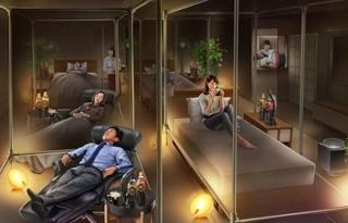 ネスレ、良質な仮眠・睡眠を体験できる「ネスカフェ 睡眠カフェ」の常時営業を発表