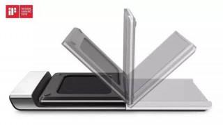 C&J、折り畳めるスマートウォーキングマシンWalkingpadを発表