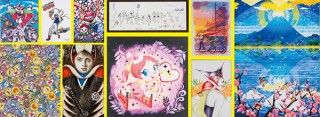 人気キャラ×クリエイター×四国の要素が詰まった作品を紹介する「タツノコジェニックアート展」