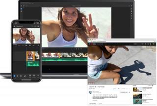 アドビ、CP+で動画編集アプリ「Adobe Premiere Rush CC」を展示