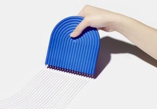 「罫線が一気に描けるペン」など、コクヨ&カブクの3Dプリント製品「TRANS TOOLS」公開