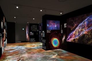 宇宙ミュージアムTeNQで開催される初の天体写真展「宇宙絶景 宙(ソラ)の旅」