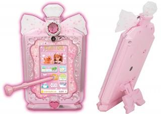タカラトミー、着せ替え人形リカちゃん初の電子パッド「リカちゃん おしゃれpad」を発売