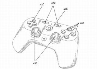 Googleのゲームサービスで使うコントローラーの特許出願が判明、音声コントロールにも対応か
