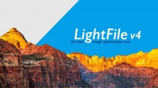アイデアマンズ、PNGに対応した画像軽量化サービス「LightFile」最新版を提供開始