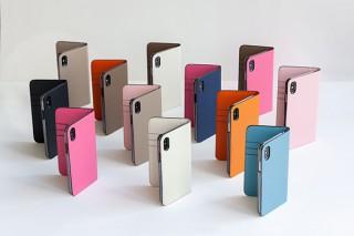 アンワインド、最高級皮革使用のiPhoneケースBONAVENTURAの新作を発表