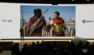 Google、ゲームストリーミングサービス「Stadia」を発表。即起動やセーブ共有など独自性高し