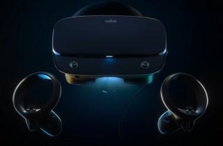 Oculusの新しいVRヘッドセット「Rift S」、5つのセンサー搭載で外部センサー不要、解像度もアップ