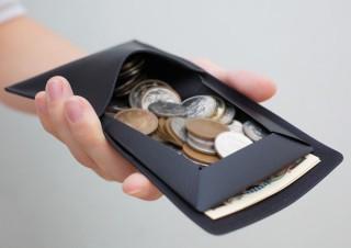 1アクションで支払う、栃木レザーのスリム財布「MYNUS FLIP UP WALLET」一般販売開始