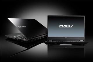 DAIV、GeForce RTX 2060を搭載した15.6型クリエイター向けPCを発売